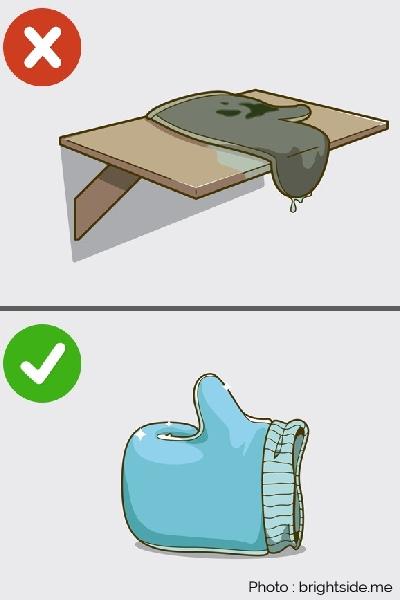 ใช้ฟองน้ำเก่าและเปียกชื้นช่วยขัดถูตัว-01